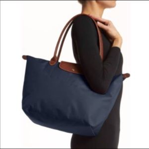 Longchamp Bags - Long Champ Large Le Pliage Tote